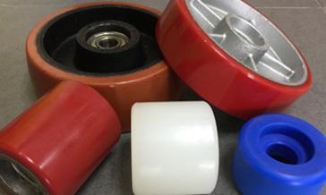 Pallet truck Wheels & Rollers